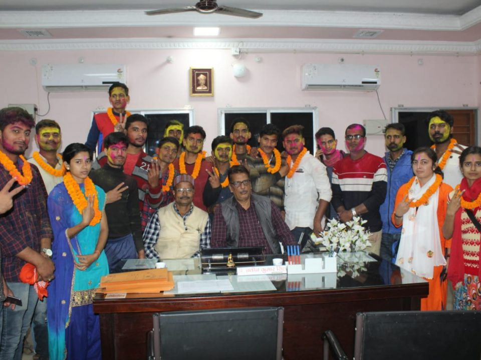 Ceremony of newly elected member of RCSC 2019-20 (1)