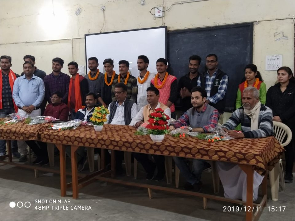 Ceremony of newly elected member of RCSC 2019-20 (10)