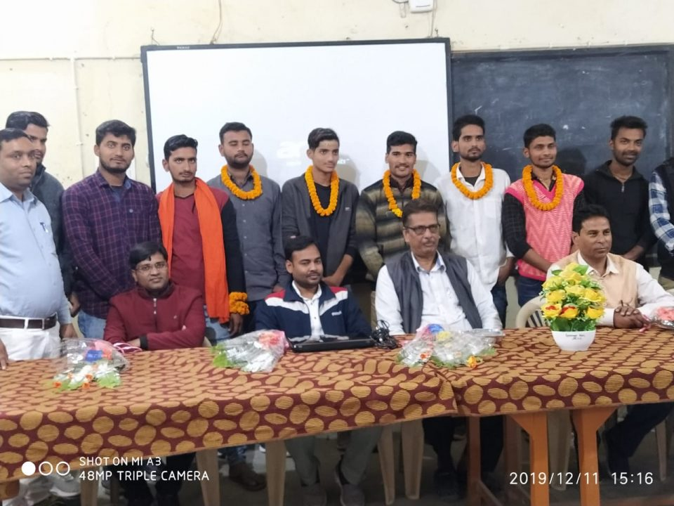 Ceremony of newly elected member of RCSC 2019-20 (11)