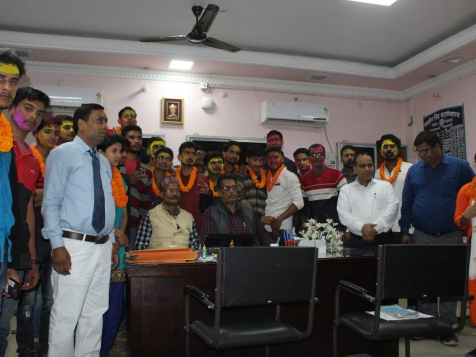 Ceremony of newly elected member of RCSC 2019-20 (3)