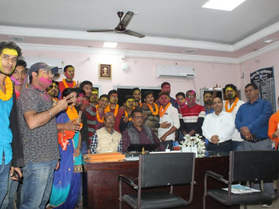 Ceremony of newly elected member of RCSC 2019-20 (4)