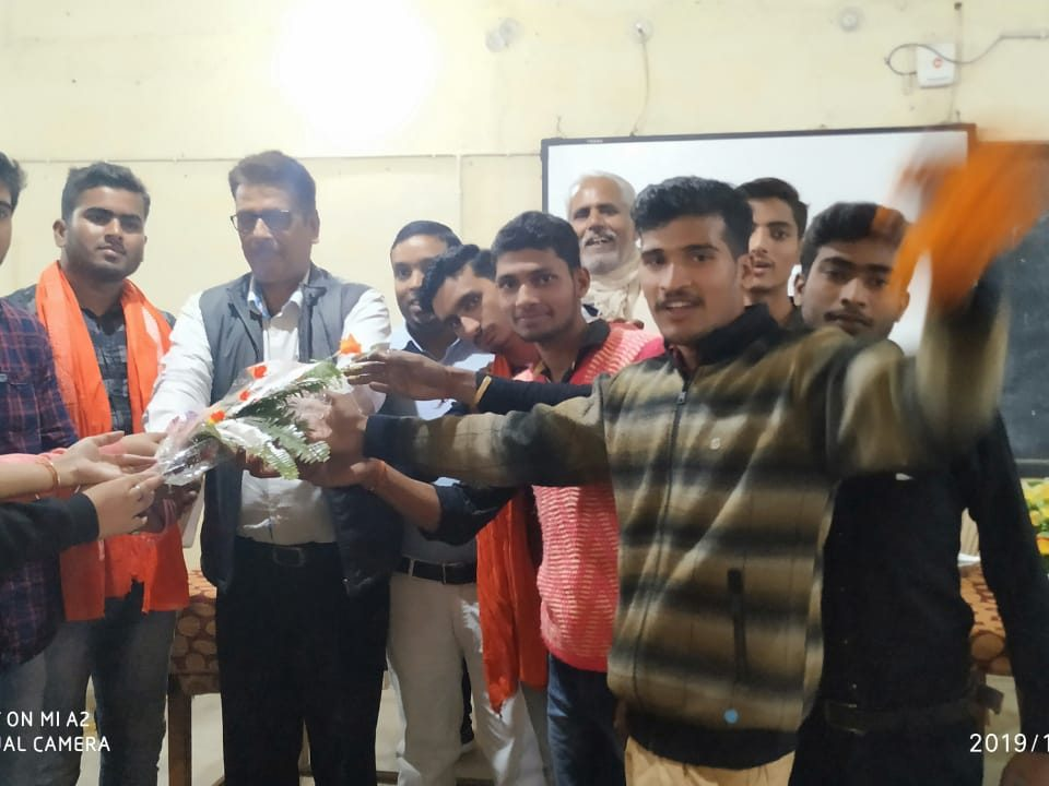 Ceremony of newly elected member of RCSC 2019-20 (5)
