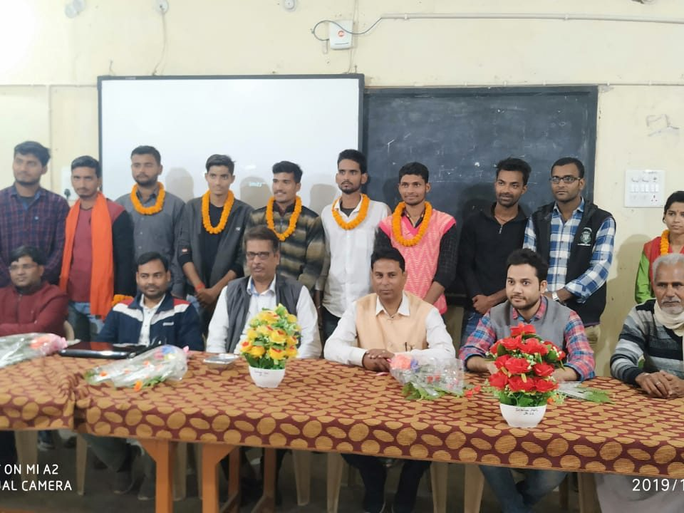 Ceremony of newly elected member of RCSC 2019-20 (7)
