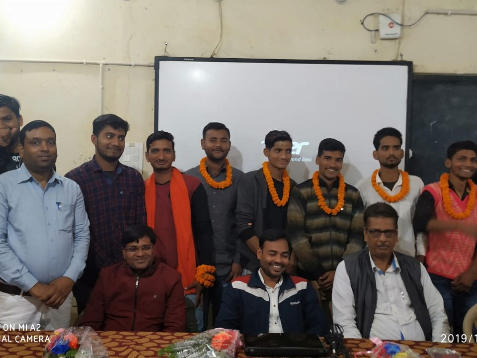 Ceremony of newly elected member of RCSC 2019-20 (8)