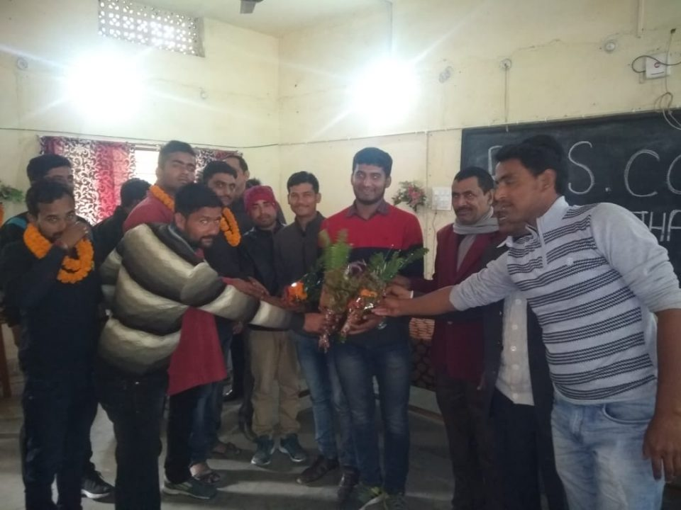 Ceremony of newly elected member of RCSC 2019-20 (9)